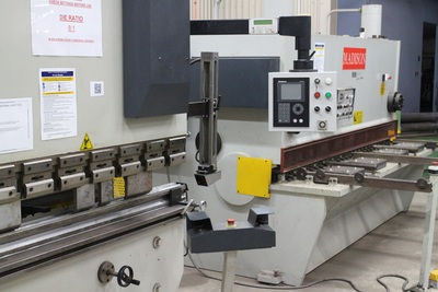 Press Brake Retrofit - Madison